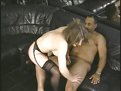 """Bimba """"sexy"""" compactação de pau preto"""